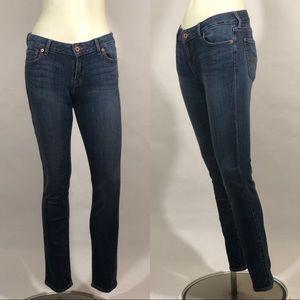 Lucky Brand Skinny Jeans Sz 26